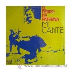 Discos de vinilo: EL PERRO DE PATERNA. Lote 34032718