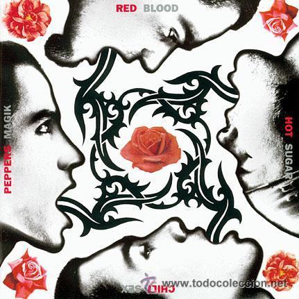 2LP RED HOT CHILI PEPPERS BLOOD SUGAR SEX MAGIC VINILO (Música - Discos de Vinilo - EPs - Pop - Rock Extranjero de los 90 a la actualidad)