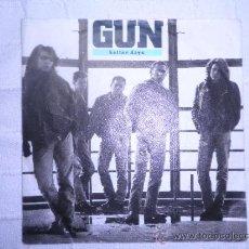 Vinyl records - GUN - BETTER DAYS - WHEN YOU LOVE SOME BODY - 34043624