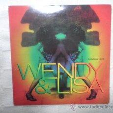 Discos de vinilo: WENDY & LISA - RAIMBOW LAKE. Lote 34043745