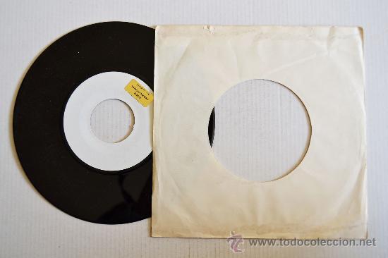 Discos de vinilo: LUIS EDUARDO AUTE - Yo pertenezco -PROMOCIONAL- (RCA Single 1968) ESPAÑA - Foto 2 - 34049579