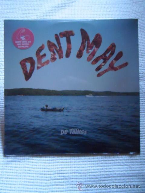 DENT MAY - '' DO THINGS '' LP WHITE VINYL 2012 USA SEALED (Música - Discos - LP Vinilo - Pop - Rock Extranjero de los 90 a la actualidad)