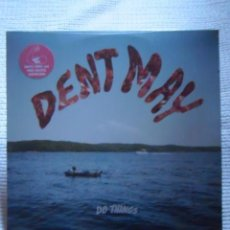 Discos de vinilo: DENT MAY - '' DO THINGS '' LP WHITE VINYL 2012 USA SEALED. Lote 34050489