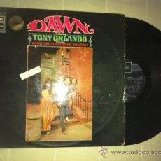 Discos de vinilo: LP DAWN TONY ORLANDO-WHAT ARE YOU DOING SUNDAY. Lote 34051341
