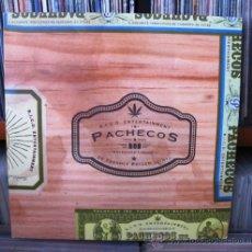 Discos de vinilo: JUAN PROFUNDO/EL PAYO MALO/ FILL BLACK LOS PACHECOS DOBLE LP VINILO HIP-HOP. Lote 34052358