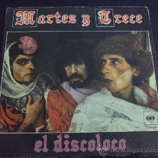 Discos de vinilo - MARTES Y TRECE, EL DISCOLOCO - 34055681