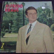 Discos de vinilo: ALFREDO KRAUS, GRANADA - EP DE VINILO. Lote 34056871