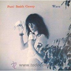 Discos de vinilo - Patti Smith Group - Wave - 34057765