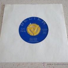 Discos de vinilo: LOS 3 SUDAMERICANOS ( JUANITA BANANA - CUMBIA BENDITA - UNO, DOS, TRES - LA CHICA DE IPANEMA ) 1966. Lote 34041039