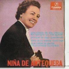 Discos de vinilo: LOTE DE 15 DISCOS SINGLES DE FLAMENCO AÑOS 60.. Lote 34060833