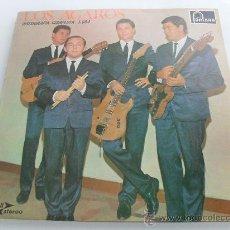 Discos de vinilo: LOS AGAROS DISCOGRAFÍA COMPLETA 1964. Lote 34065123