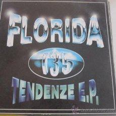 Discos de vinilo: MAXI-FLORIDA 135 -TENDENZE EP -BLANCO Y NEGRO. Lote 34067630