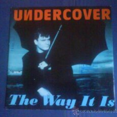 Discos de vinilo - UNDERCOVER THE WAY IT IS - 34077148