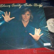 Discos de vinilo - SHAUN CASSIDY Under wraps LP 1978 WB PROMO ED ESPAÑOLA - 34079380