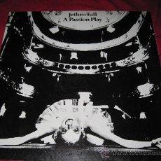 Discos de vinilo: LP-JETHRO TULL-A PASSION PLAY-CHRYSALIS-1980-PORTADA ABIERTA. Lote 34080196