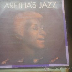 Discos de vinilo: ARETHA FRANKLIN. ARETHA´S JAZZ. Lote 34088036