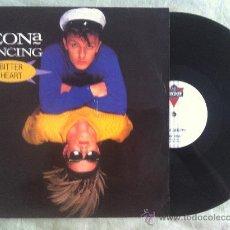 "Discos de vinilo: 12"" MAXI-SEONA DANCING-BITTER HEART. Lote 34093548"