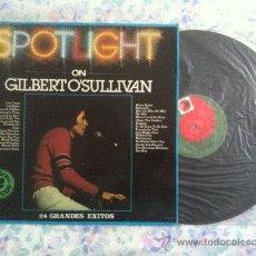 Discos de vinilo: LP DOBLE-GILBERT O'SULLIVAN-ON SPOTLIGHT. Lote 34099897