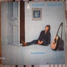 Discos de vinilo: JOHNNY HALLYDAY - INSOLITUDES . Lote 34103171