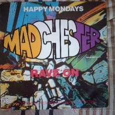 Discos de vinilo: HAPPY MONDAYS - MADCHESTER . Lote 34103235