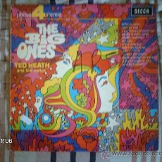 Discos de vinilo: TED HEATH AND HIS MUSIC - THE BIG ONES . Lote 34107703