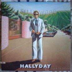 Discos de vinilo: JOHNNY HALLYDAY - HOLLYWOOD . Lote 34107724