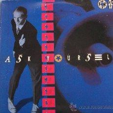 Discos de vinilo: OFF(O F F)ASK YOURSELF EDICION ESPAÑOLA DEL 90. Lote 34103256