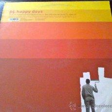 Discos de vinilo: PL. HAPPY DAYS - MAXI 3 TEMAS. Lote 34118781