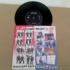Discos de vinilo: HALE & PACE AND THE STONKERS - THE STONK / THE SMILE SONGL -. Lote 34130175
