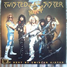 Discos de vinilo: TWISTED SISTER - BIG HITS AND NASTY CUTS - THE BEST OF TWISTED SISTER. Lote 34153970
