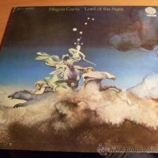 Disques de vinyle: MAGNA CARTA ( LORD OF THE AGES) LP ESPAÑA 1975 (NM/NM) (VIN7). Lote 34160222