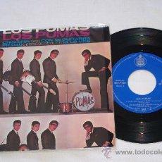 Discos de vinilo: LOS PUMAS 7´EP CHIN CHIN + 3 TEMAS (1964) EXCEL.ESTADO EDITADO POR HIPAVOX. Lote 34145251