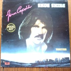 Discos de vinilo: JIM CAPALDI - SHOE SHINE. Lote 34163944