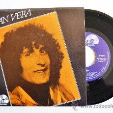 Discos de vinilo: JUAN VERA - MADRE/DONDE ESTUVISTE ANOCHE… ¡¡NUEVO!! (POLIFONIA EP 1983) ESPAÑA. Lote 63028116