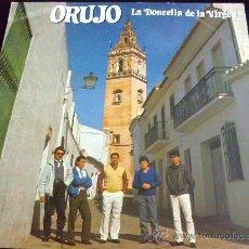 Discos de vinilo: ORUJO, LA DONCELLA DE LA VIRGEN - LP. Lote 34170532