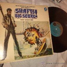 Discos de vinilo: GORDON PARKS - SHAFT'S BIG SCORE! - LP 1973 !!!! RARE HARD GET !!!!. Lote 34174116