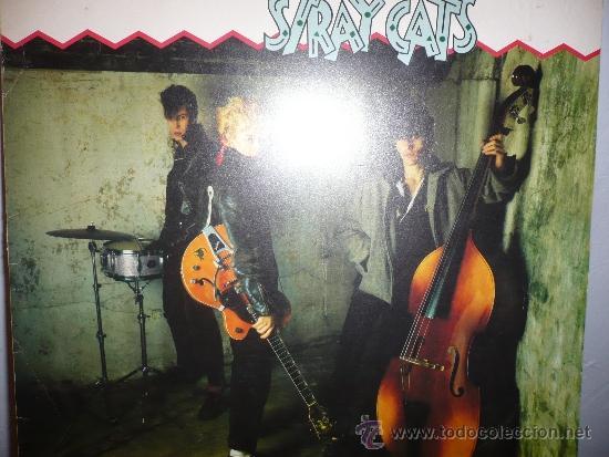 STRAY CATS, 1981 (Música - Discos - LP Vinilo - Rock & Roll)
