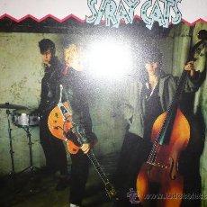 Discos de vinilo: STRAY CATS, 1981. Lote 34180574