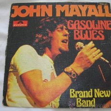 Discos de vinilo: JOHN MAYALL // GASOLINE BLUES - BRAND NEW BAND. Lote 34182872