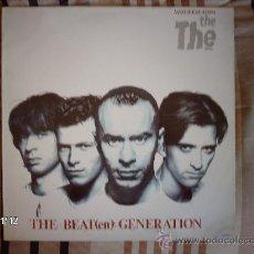 Discos de vinilo: THE THE - THE BEAT(EN) GENERATION. Lote 34188646