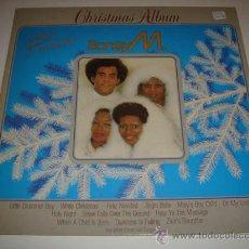 Discos de vinilo: LP BONEY M CHRISTMAS ALBUM. Lote 34193874