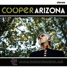 Discos de vinilo: SINGLE COOPER ARIZONA LOS FLECHAZOS. Lote 179390295