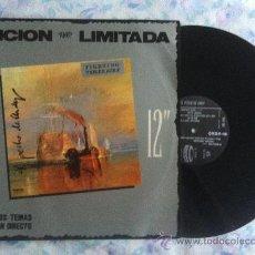 """Discos de vinilo: 12"""" MAXI-EL PECHO DE ANDY-FIGHTING TEMERAIRE-GOLPE MORTAL. Lote 34203781"""