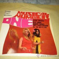 Discos de vinilo: ALFREDO DOMENECH - DOS TEMAS DE BEATLES - 1967 - . Lote 34207724