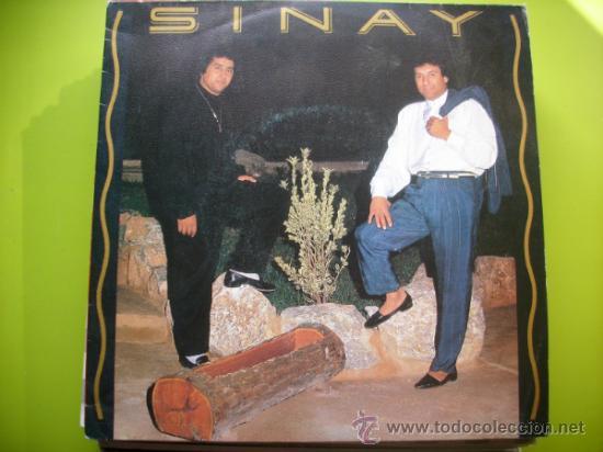 SINAY / ENAMORADO ESTOY / LA FIESTA (SINGLE 89) CON HOJA PROMO PEPETO (Música - Discos - Singles Vinilo - Flamenco, Canción española y Cuplé)