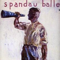Discos de vinilo: SPANDAU BALLET. MAXI EP 12. ONLY WHEN YOU LEAVE + 3. CHRYSALIS AÑO 1984. Lote 34223495
