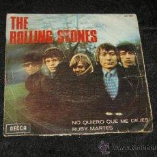Discos de vinilo: DISCO DE THE ROLLING STONES, ANTIGUO. Lote 34330827