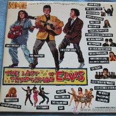 Discos de vinilo: THE LAST TEMPTATION OF ELVIS(BRUCE SPRINGSTEEN,PAUL MCCARTNEY Y OTROS)EDICION INGLESA DEL 90 2 LP. Lote 34227631