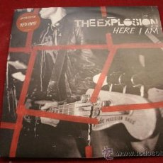 Discos de vinilo: THE EXPLOSION HERE I AM (2005 UK LIMITED EDITION 2-TRACK 7. Lote 35820938