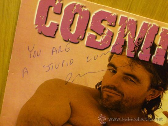 Discos de vinilo: Cosmic psychos Oh what a lovely pie lp vinilo Garage Punk Firmado - Foto 4 - 34241609